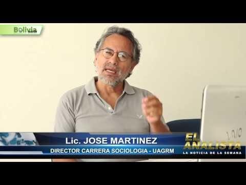 Por qué aumentan los feminicidios en Bolivia? El jefe de carrera de Sociología de la UAGRM José Martinez, analiza este fenómeno…