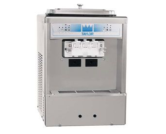 """3.- """"www.equipandose.com.mx""""  (01800 091-00-00)           Máquina para helado cremoso 2 sabores, Taylormate-161 Precio?"""