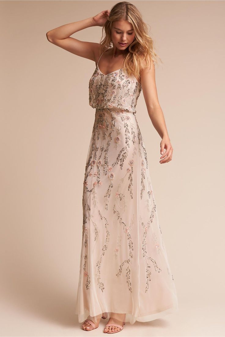 Bridesmaid dress  BHLDN Tribute Dress in  Bridal Party View All Dresses   BHLDN