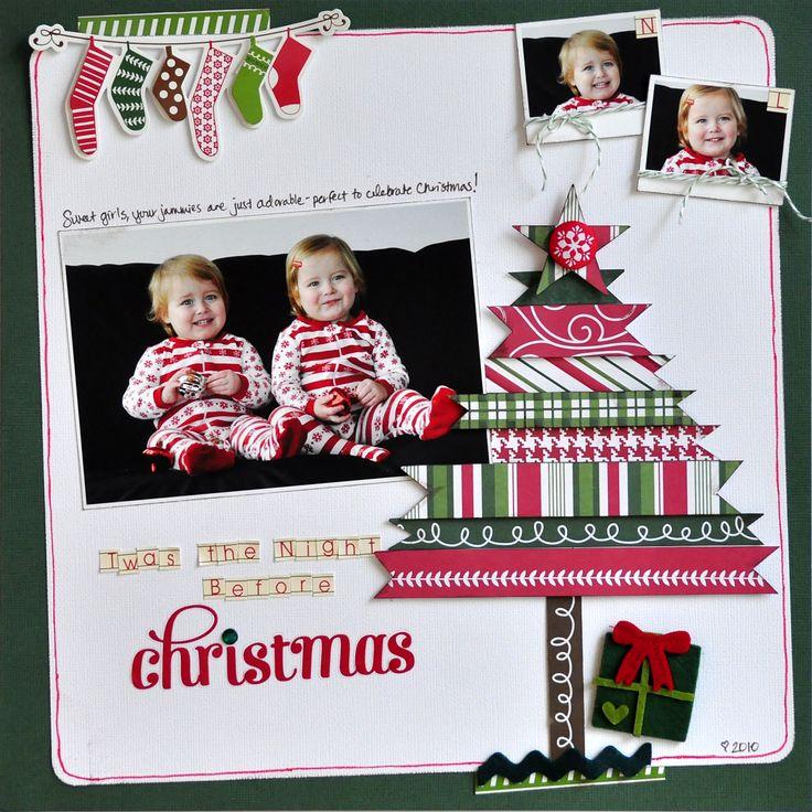 'Twas the Night Before Christmas ~Pebbles, Inc.~ - Scrapbook.com