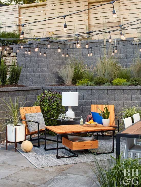 How To Make An Industrial Outdoor Coffee Table Home Decor