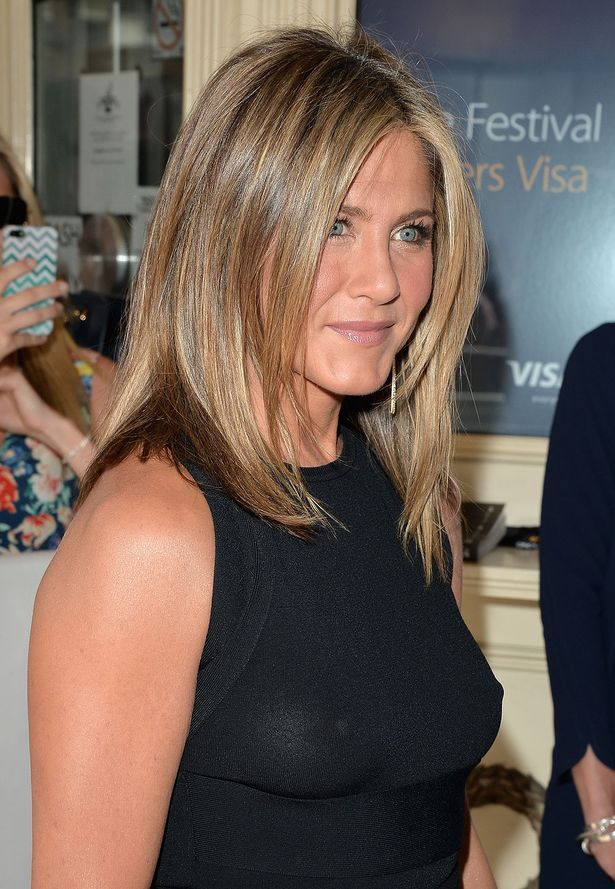 Jennifer Aniston Says Its Extremely Important To Forgive -9529