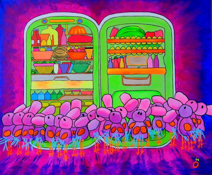 """THE ART OF CHOOSING"". 47.2-39.4 Inch (120-100 cm)