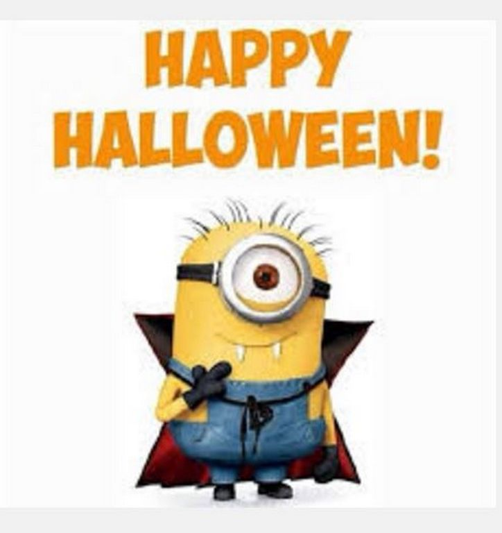 Halloween minions funny pictures (03:12:00 PM, Friday 30, October 2015 PDT) – 10 pics