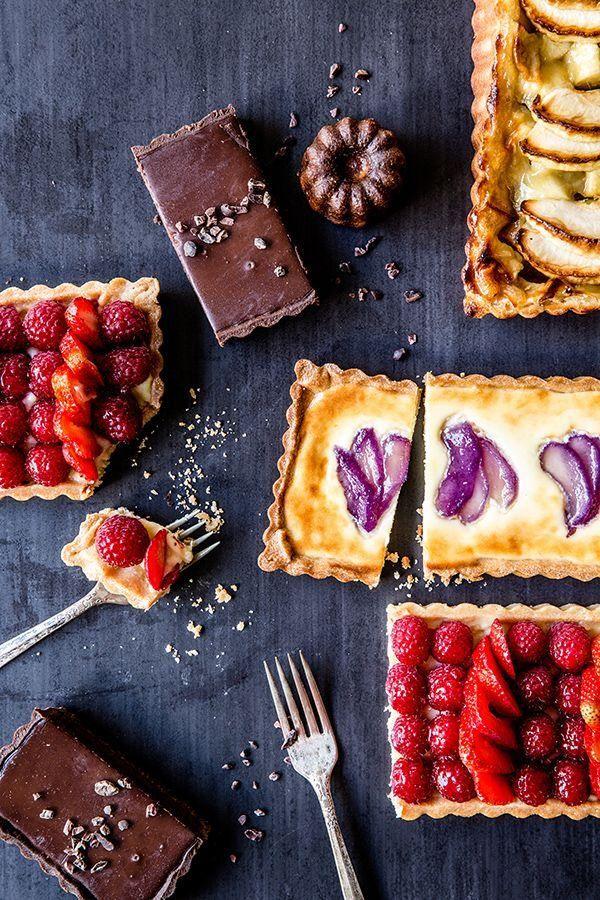 We <3 fruit tarts