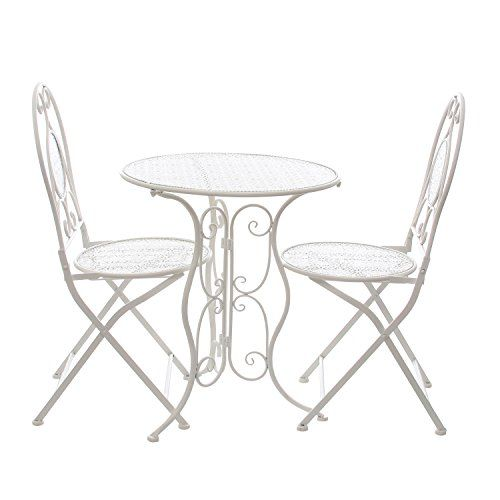 Set Tavoli E Sedie Da Giardino Offerte.Offerta Di Oggi Set Tavolo E 2 Sedie Da Giardino In Ferro A Eur