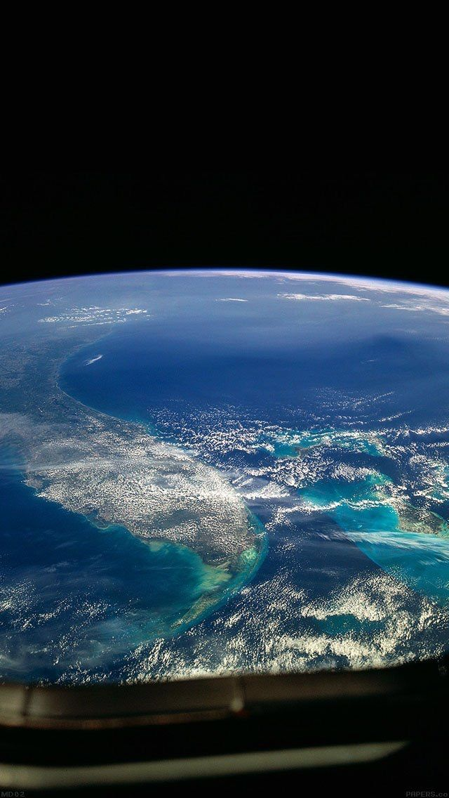 Earth From Space Earth From Space Wallpaper Earth Earth Art