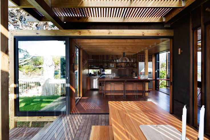 Whangarei Heads, Herbst Architects. Photograph by Patrick Reynolds.