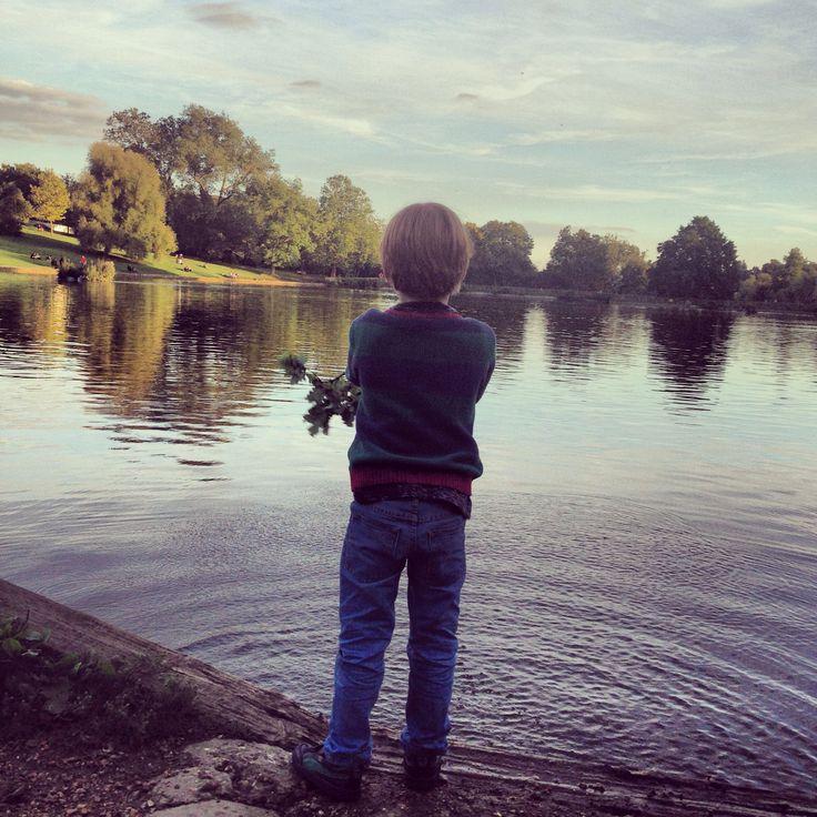 Hampstead Pond Boy