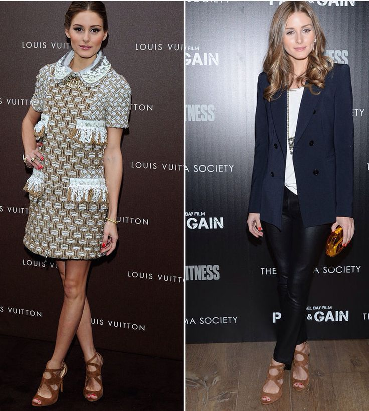 Olivia Palermo.her style inspires me.love her originality!