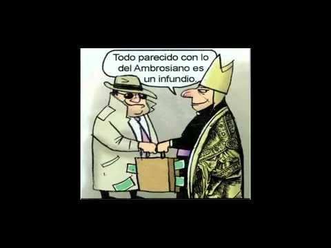 La Iglesia Catolica y los Narcosotanicos