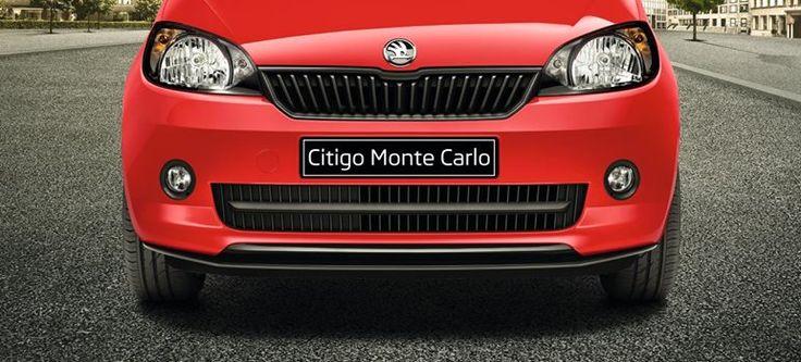 SKODA Citigo Monte Carlo