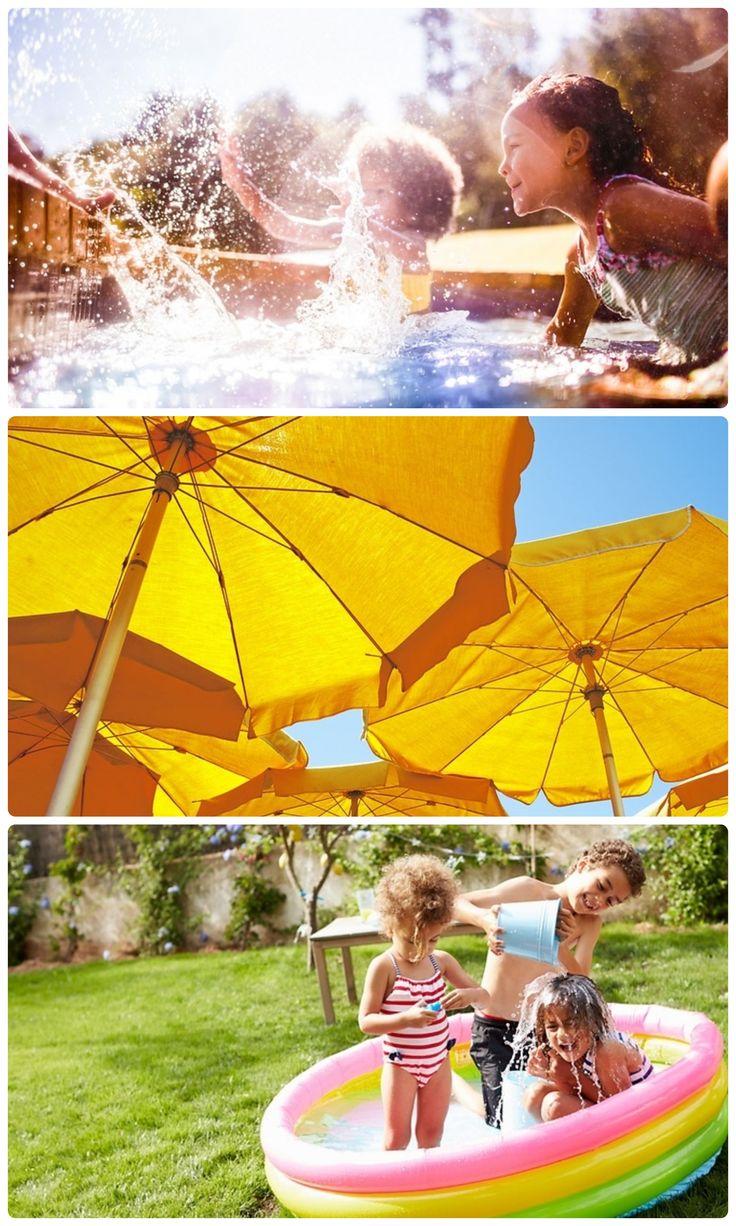 Fancy Baden Plantschen und Schwimmen das sorgt im Sommer f r schnelle Abk hlung Ein eigener
