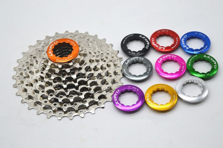 LITEPRO Aluminum Alloy Bicycle Cycling 11T Cassette Cover Bike Freewheel Fixing Bolt Screw Freewheel Cover //Price: $8.95 & FREE Shipping //     #hashtag1