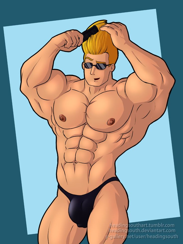 Johnny Bravo Nude 42