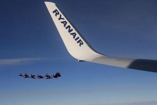Photo from Ryanair