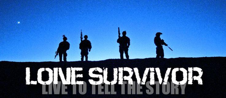 Lone-Survivor this movie was sooo good yet sooo sad that for brave men went through this!! May those three men who didn't make it R.I.P