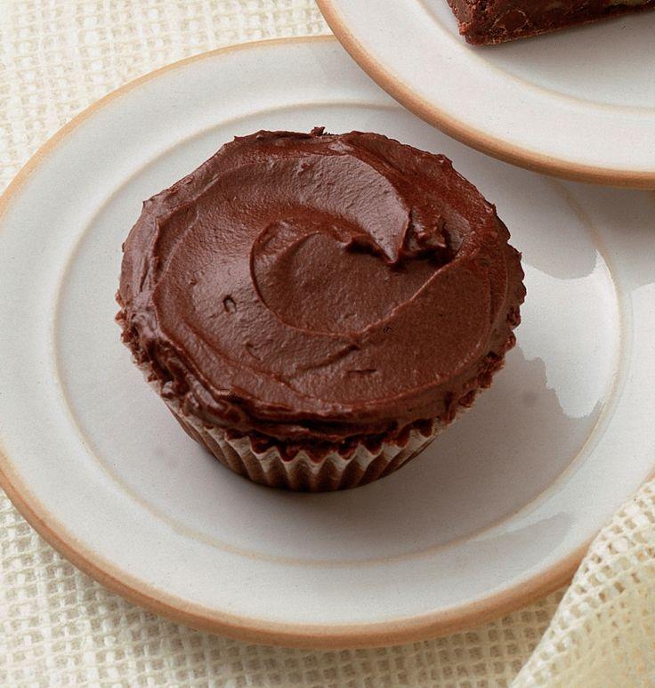 Mary Berry Chocolate Cupcake Recipe is pure chocolate indulgence. Children will love to decorate with chocolate strands and chocolate decorations.