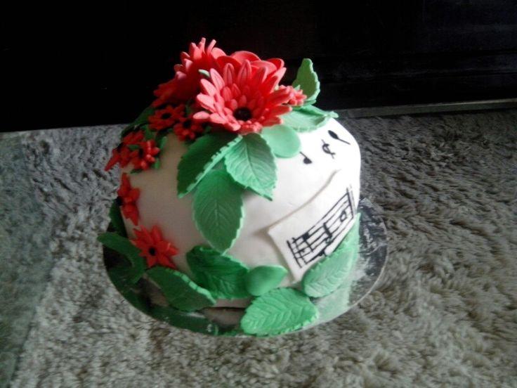 Pin van Bianca Vos op zelfgemaakte taarten (met