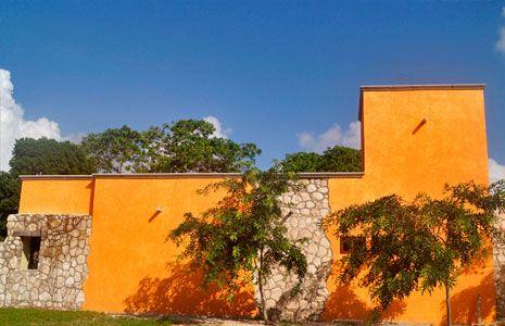 Hacienda del Rio, Custom retirement homes. Playa del Carmen real estate area.