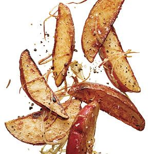 how to make healthy roasted red potatoes