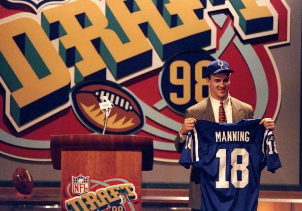 Ya deberíamos de crear una sección exclusiva sobre Peyton Manning... o no?