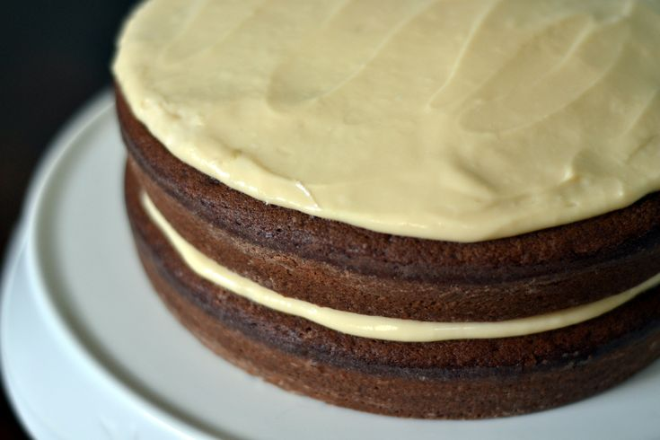 Chocolate Stout Layer Cake with Baileys Spiked Cream Cheese Frosting ...