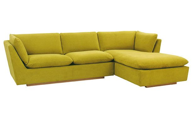 Pillowtalk sofa by Conran  - High Quality, Hand Crafted Leather Sofas: Darlings of Chelsea