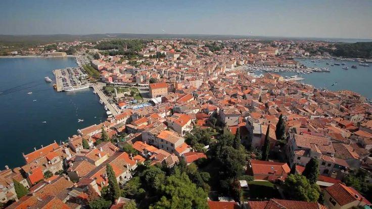 Official video of the Tourist Board of Rovinj Rovigno, Istria - Croatia