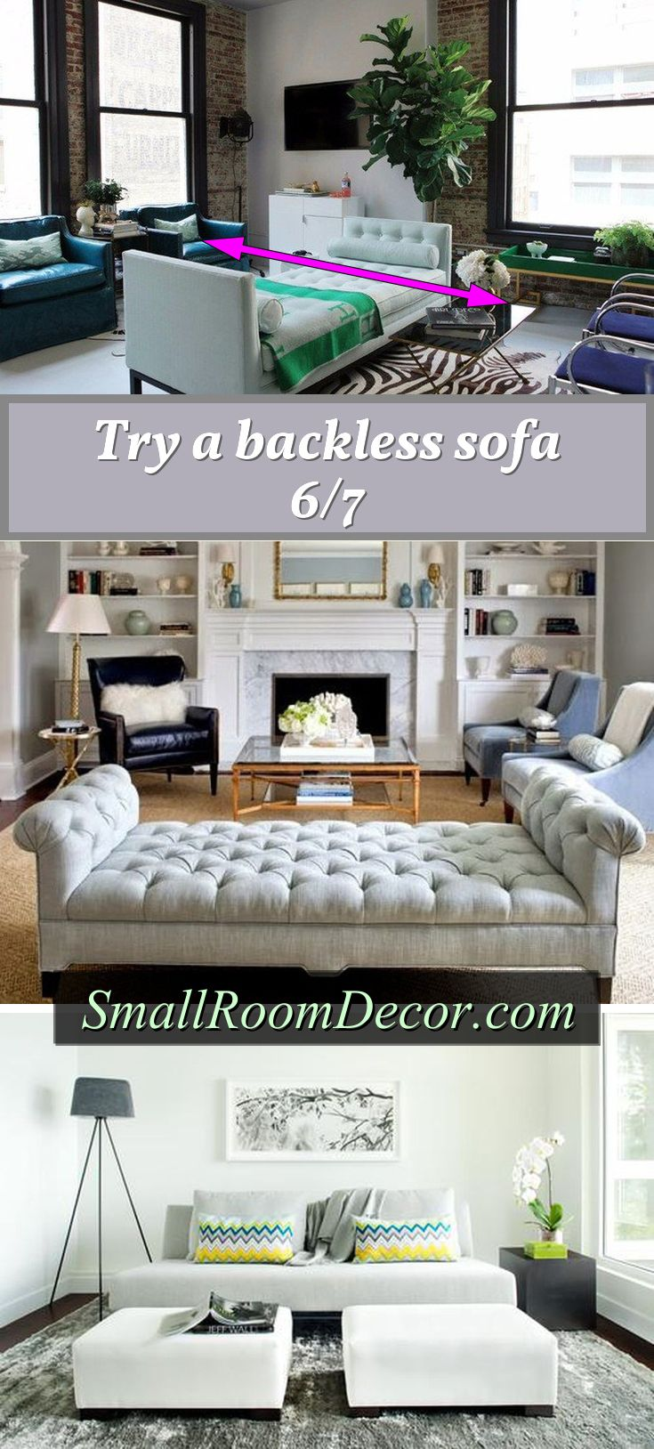 7 Couch Placement Ideas For A Small Living Room Sofa Layout