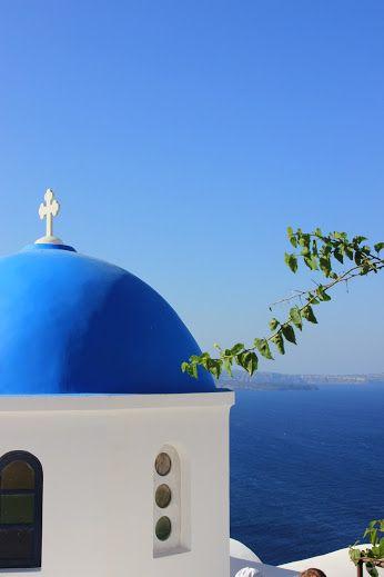 Santorini vast beauty <3
