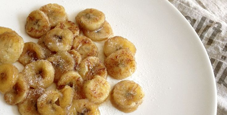 Banane fritte by Piccole Ricette