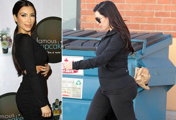 Kim Kardashian's Butt Evolution