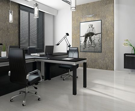 Interior Of The Modern Office D Rendering Royalty Free Stock Photo