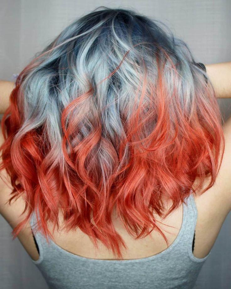 38 Incredible Silver Hair Color Ideas in 2019
