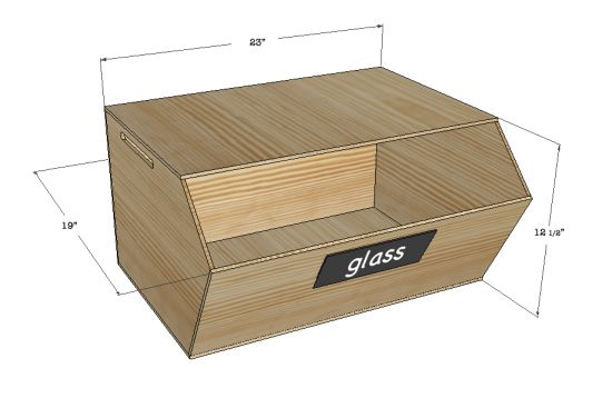 Free Firewood Storage Box Plans Woodworking Projects Amp Plans