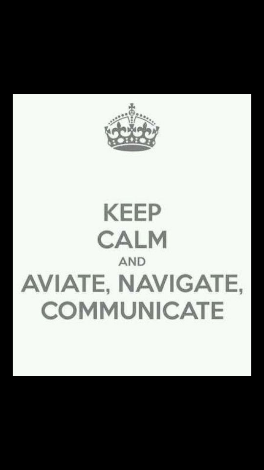 The best lesson for pilots to learn!