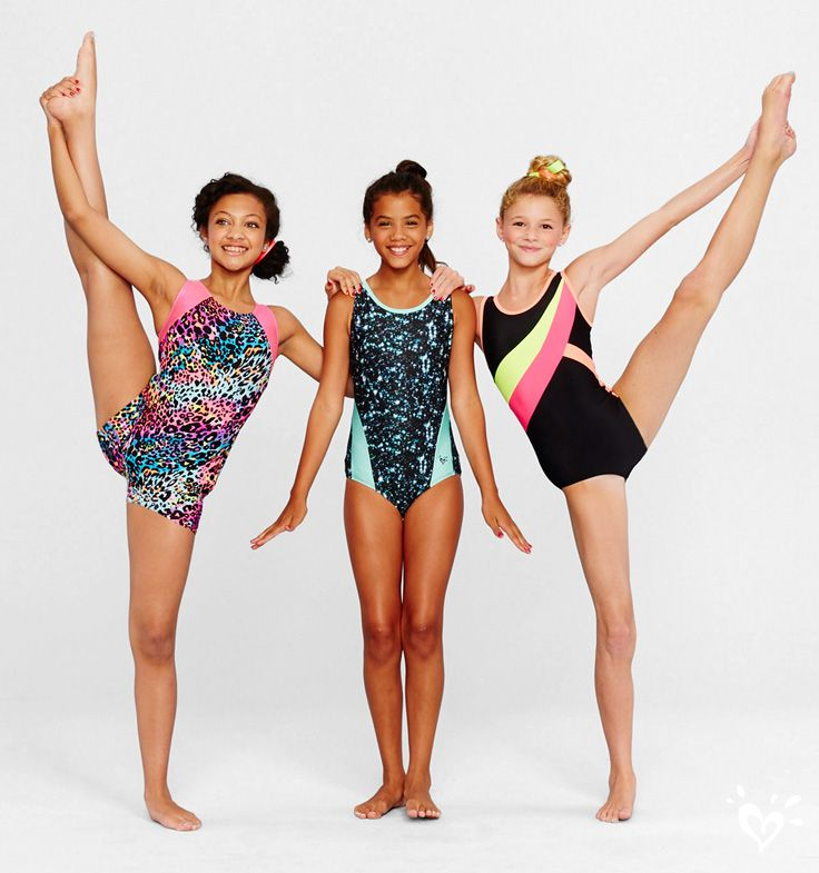 Our leos are on pointe!