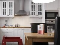 3d Kitchen (Vray exploration)