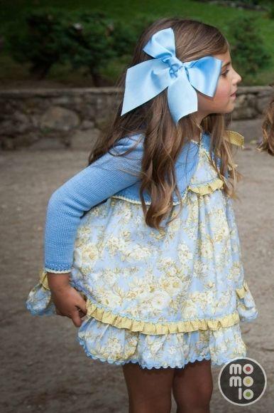 Ropa para niñas: Vestidos, Rebecas, Lazos
