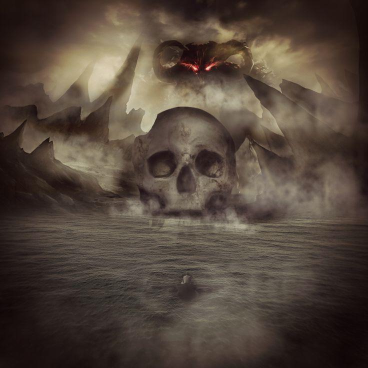 Hades #hades #devil #apocalipsis #design #skull