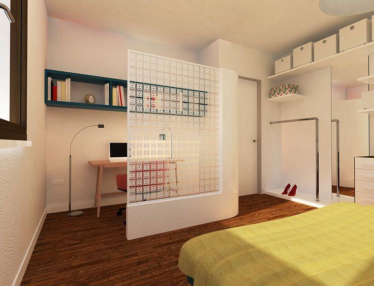 Oltre 25 fantastiche idee su angolo della camera da letto - Angolo studio in camera da letto ...