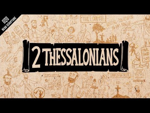 Read Scripture: 2 Thessalonians - YouTube