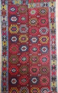 Konya Kilim For Ottoman