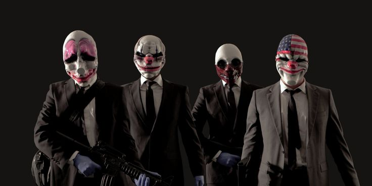 Pin By Alex Gagnon On Payday 2