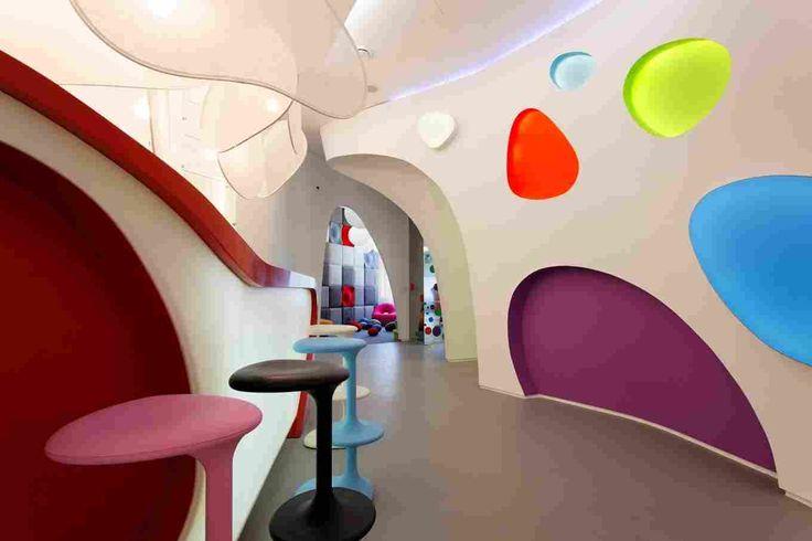 Детский клуб Пампа Грин в Барвихе от VOX Architects