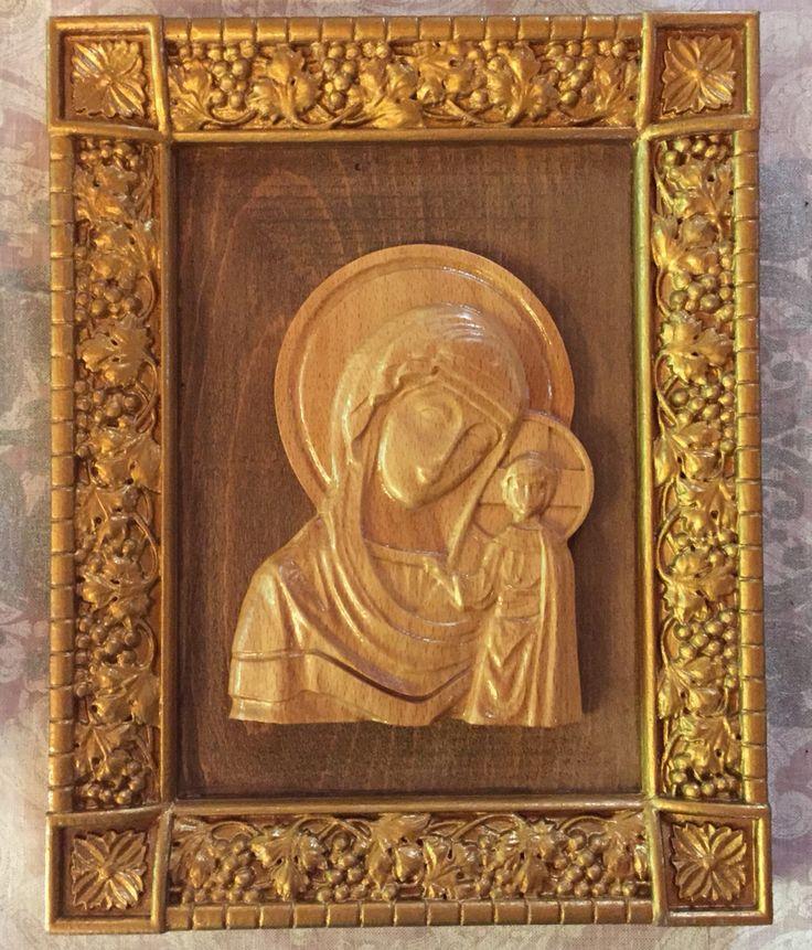 Fecioara Maria cu pruncul Isus