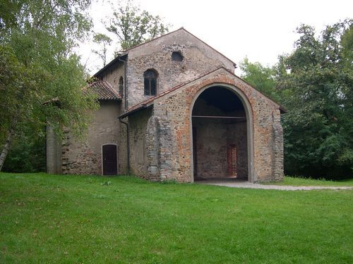 Santa Maria Foris Portas_Castelseprio