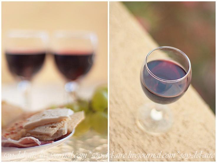 red Montenegro wine