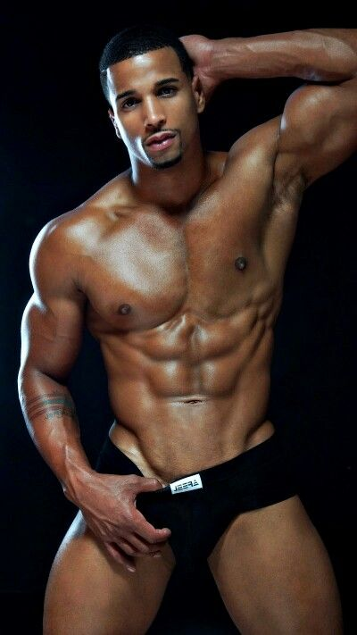 Hot and sexy black men